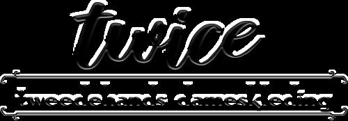 Twice logo contact pagina